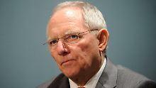 Finanzminister Schäuble darf auf hohe Einnahmen durch die Privatisierung der ehemaligen Treuhand-Immobilien hoffen.