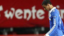 Joel Matip sah im Hinspiel gegen Twente Rot - weil das zu Unrecht geschah, wird er nicht gesperrt.