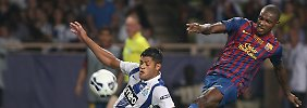 Eric Abidal kann vorerst nicht für den FC Barcelona auflaufen. Er braucht eine neue Leber.