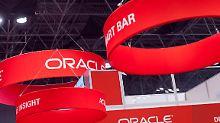Sun liegt schwer im Magen: Software rettet Oracle-Gewinn