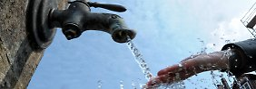 Im europäischen Vergleich liegt Deutschland weit vorn unter den Wassersparern.