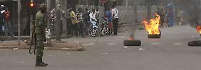 Die Lage in der Hauptstadt Bamako ist noch unübersichtlich. Die Grenzen des Landes sind dicht.