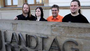 Triumph im Saarland: Piraten entern zweites Landesparlament