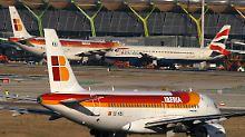Zehntausende Passagiere betroffen: Iberia-Streik sorgt für Ärger