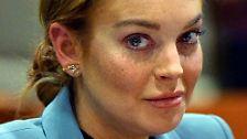 Ein Kostüm macht noch keine Dame: Lindsay Lohan gelobt Besserung