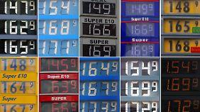 Wucher an der Tankstelle: Experten sehen keine Trendwende