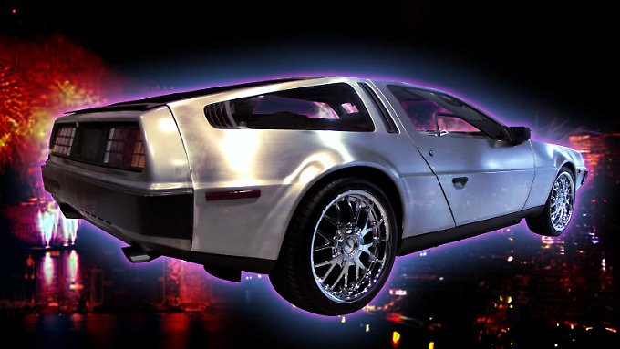 Ohne Flux-Kompensator wird der DeLorean nicht fliegen können. Aber auf die Straßen kehrt er zurück.