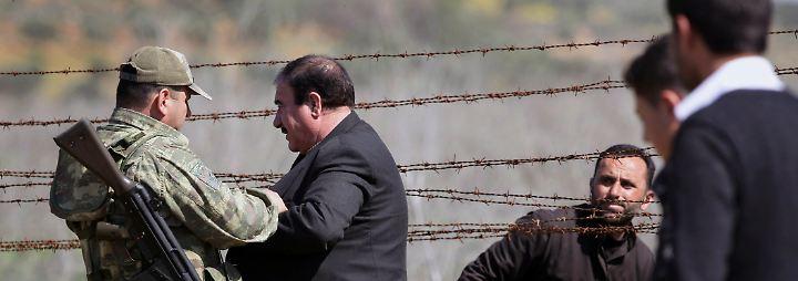Syrische Flüchtlingscamps sind überfüllt: Ein Land auf der Flucht