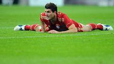 Mario Gomez vs Robert Lewandowski: Sturm-Duell der Modellathleten