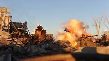 Spaniens Bürgerkrieg bildet den filmischen Hintergrund zu Joffés Film.