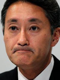 Kazuo Hirai: Harte Einschnitte und die Rückbesinnung auf alte Werte sollen Sony wieder in Schwung bringen.