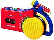 """Kundenbindung mit """"My first Sony"""": Unterhaltungselektronik für die Kleinsten."""