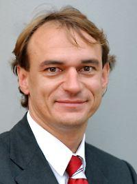 Papst-Biograf Andreas Englisch.