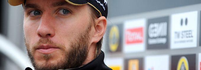 """""""Mit meiner langjährigen Formel-1-Erfahrung hoffe ich, viele Sachverhalte und interessante Einblicke vermitteln zu können"""": Nick Heidfeld."""