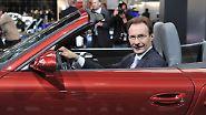 Am Steuer der neuen Holding: Wer lenkt Porsche?