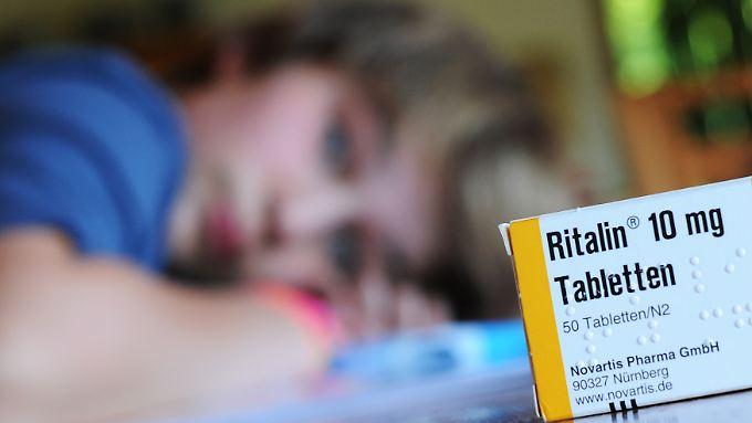 Ritalnin unterliegt dem Betäubungsmittelgesetzt. Jede Verschreibung ist meldepflichtig.
