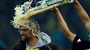 Der nächste schwarz-gelbe Rausch: Meister BVB begeistert Dortmund