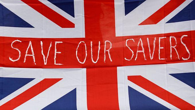 Sparkurs der Regierung, steigender Inflationsdruck, wirtschaftliche Rezession: Großbritannien hat Probleme.