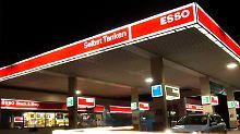 Esso ist die Marke von Exxon Mobil in Deutschland.