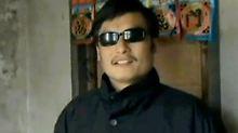 Ohne Hilfe sei Chen nach seiner Flucht stundenlang zu Fuß gelaufen, sagt eine Bürgerrechtlerin.