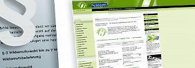 Online-Händler sind dazu verpflichtet, ihre AGBs transparent und verständlich zu gestalten.