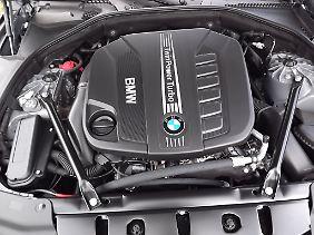 Der Turbodiesel ist ein Kraftpaket, das unbändigen Fahrspaß verspricht.