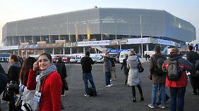 Am 9. und 17. Juni läuft die DFB-Elf im neuen Stadion vor den Stadttoren von Lwiw auf.