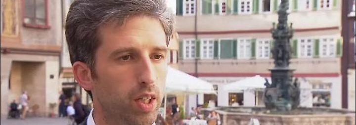 Einen Euro für eine Fahrt durch Tübingen: Boris Palmer will City-Maut einführen