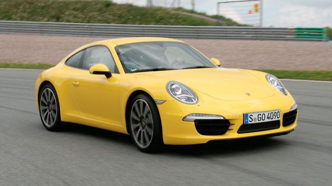 Dass Porsche den Fahrer eines 911 zum Büttel der Elektronik macht, kann und will man sich nicht vorstellen.