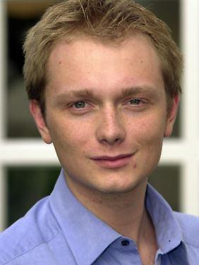 Mit 21 Jahren ist Lindner im Jahr 2000 der jüngste Landtagsabgeordnete in der Geschichte von NRW.