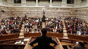 Merkel mahnt Athen: Griechenland sucht eine Regierung