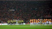 Galatasaray reicht im Endspiel um die türkische Meisterschaft ein Remis bei Erzrivale Fenerbahce zum Titel.