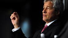 """""""Ina Drew war eine klasse Partnerin in all den Jahren"""", sagt JP Morgan-Chef Dimon."""