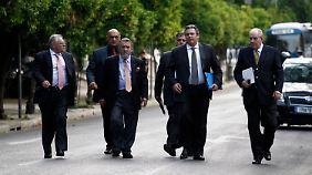 Neuwahlen in Griechenland: Westerwelle erhöht den Druck