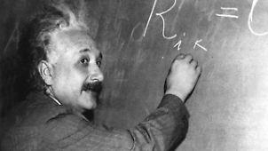 Thema: Albert Einstein