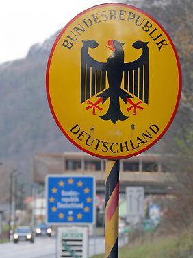 In Zukunft soll mehr als ein Stempel im Pass die Reisebewegungen von Nicht-EU-Bürgern dokumentieren.