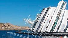 Tragödien auf dem Wasser: Wenn Schiffe sinken ...