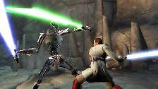 Kinect Star Wars: Jedi-Ausbildung im Wohnzimmer