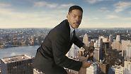 Here come the Men in Black!: Will Smith rettet die Welt, immer wieder