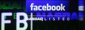 """Was sich rund um den Facebook-Börsengang abspielte, """"gefällt"""" immer weniger Leuten."""