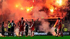 Skandalspiel vor dem DFB-Bundesgericht: Hertha setzt auf Videobeweise