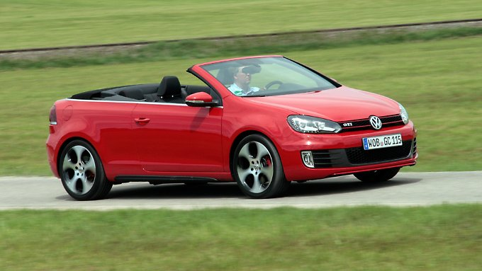 Nach 36 Jahren hat Volkswagen die erste offene Version des GTI vorgestellt.