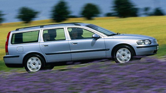 Ruf und Realität: Entgegen des Volvo-Klischees des Unkaputtbaren erweist sich der Volvo V70 als ganz normales Auto - auch er hat Mängel und Macken.