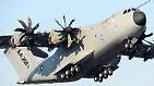 Lastentier der Lüfte: Der Airbus A400M