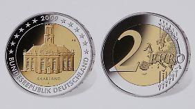 Die zwei Seiten einer Münze: Ware oder Schuldverschreibung? Auf der einen Seite die politische Autorität, auf der anderen der einzulösende Nennwert.