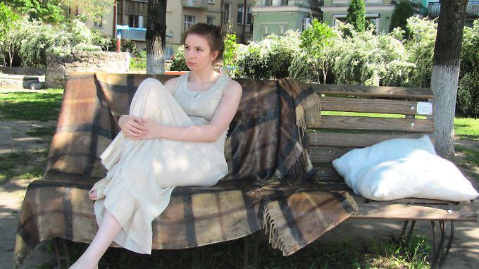Weisband erkennt das Kiew ihrer Kindheit oft nicht wieder.
