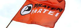 Die Piratenpartei leidet unter einen hohen Fluktuation in ihren Spitzenämtern.