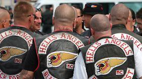 Die Hells Angels gibt es seit 1948 (Archivfoto).