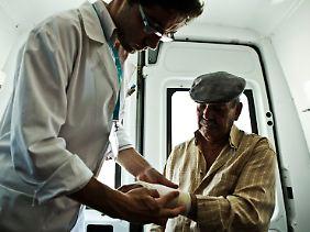 Pflegekräfte aus Portugal sind derzeit begehrt.