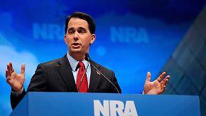 Demokraten-Schlappe in Wisconsin: Tea-Party-Mann bleibt im Amt